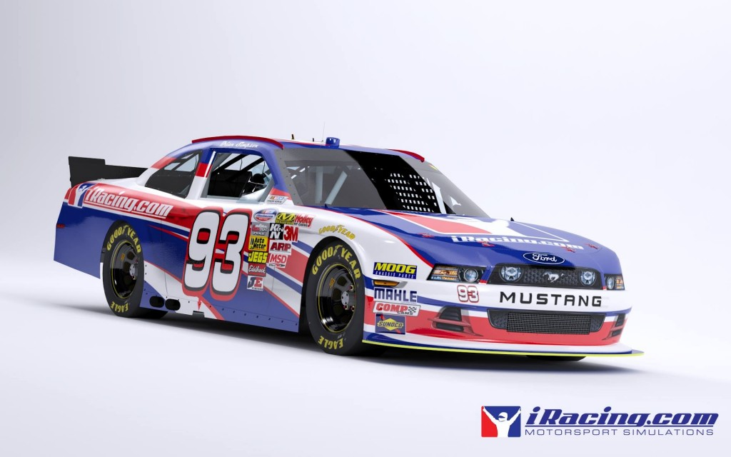 Nationwide Series Ford Mustang