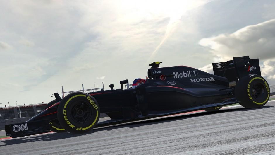 McLaren MP4-30 3