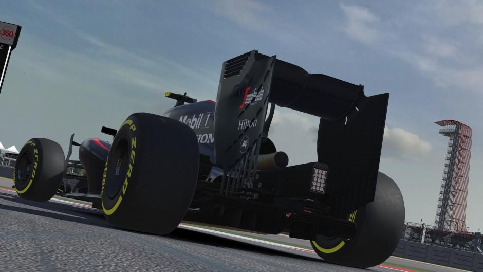 McLaren MP4-30 5