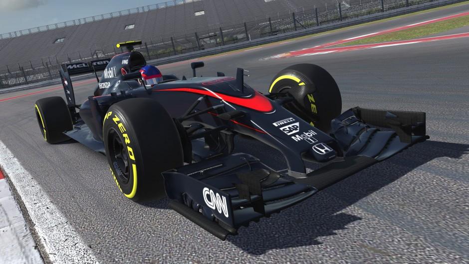 McLaren MP4-30 1