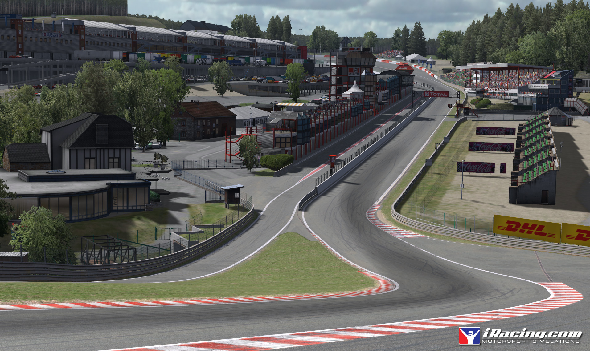 Spa Francorchamps | Team Tortoise iRacing